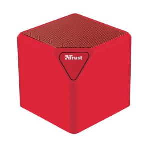 Портативная колонка Trust Ziva Wireless Bluetooth Speaker red (21717)