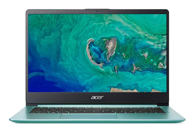 Ультрабук Acer Swift 1 SF114-32-P43A Green (NX.GZGEU.008)