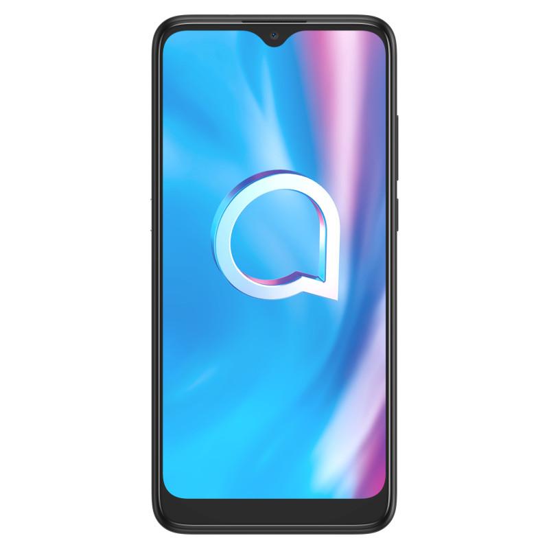 Смартфон Alcatel 1SE 3/32GB Power gray (5030D-2AALUA2) UA