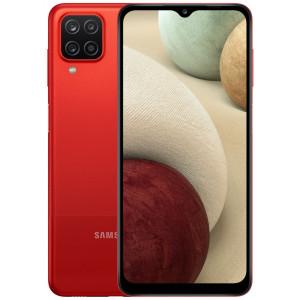 Смартфон Samsung Galaxy A12 SM-A127F 4/64GB Red (SM-A127FZRV) UA