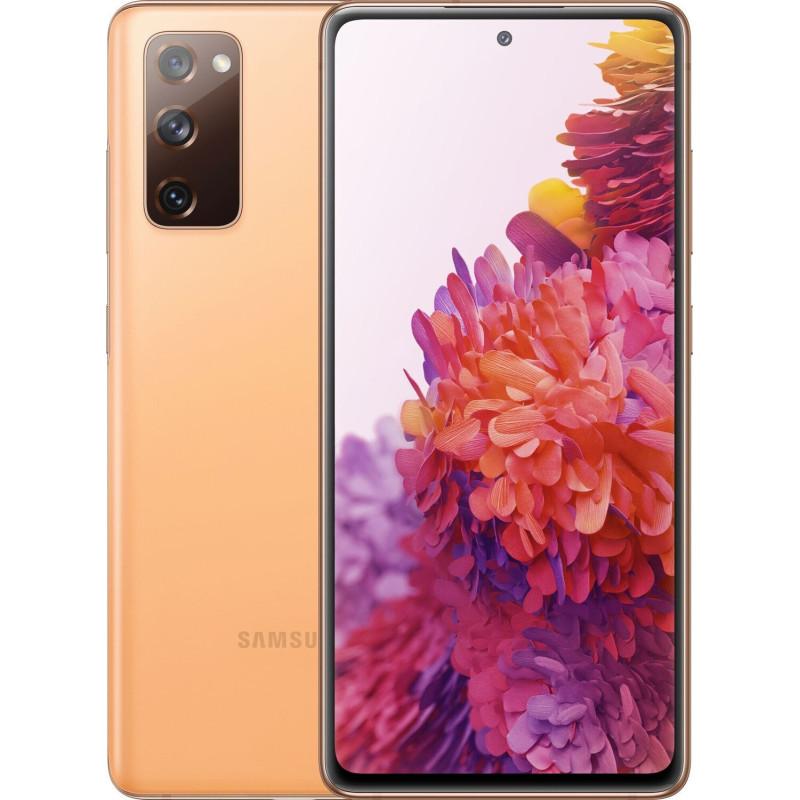 Смартфон Samsung Galaxy S20 FE SM-G780F 8/256GB Cloud orange