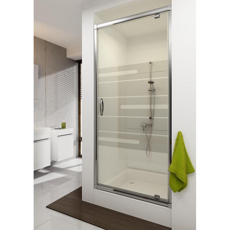 aquaform Душевая дверь Aquaform Lugano 80 (103-06705)
