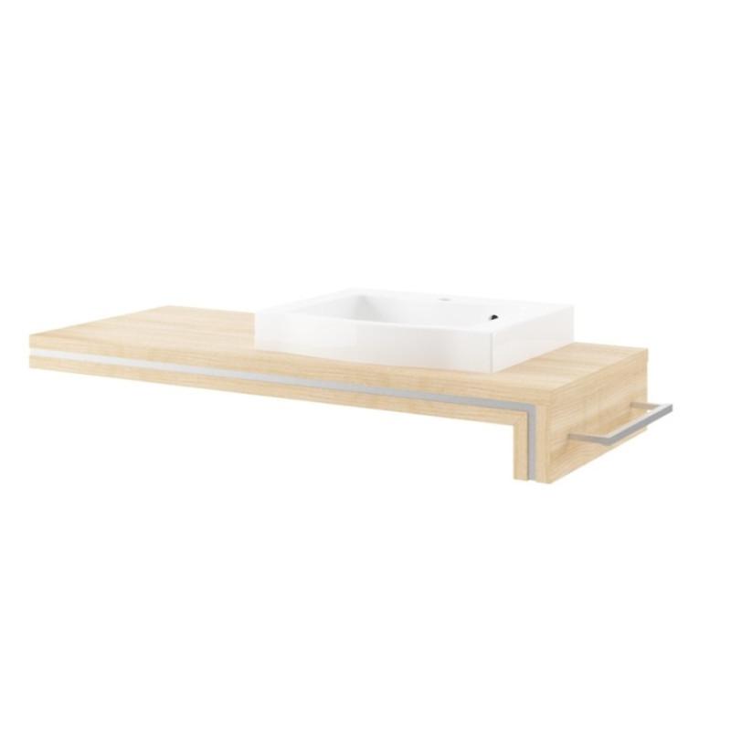aquaform Консоль для раковины Aquaform Ancona 120 R (0401-223002)