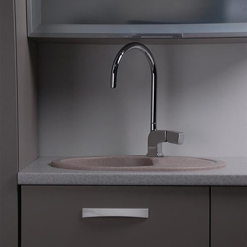 Кухонная мойка Fancy Marble Yuta (102067001)