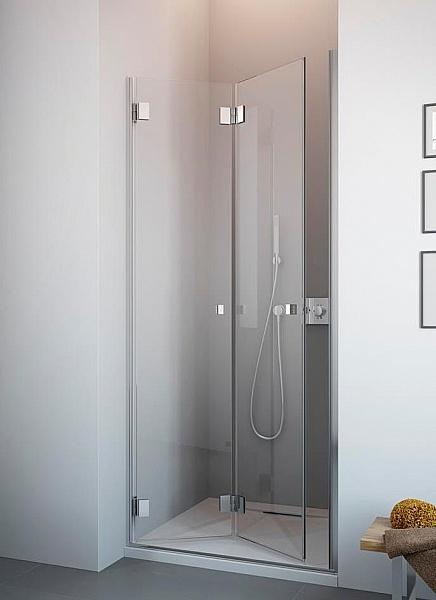 Душевая дверь Radaway Сarena DWB Bi-fold (34512-01-01NL)