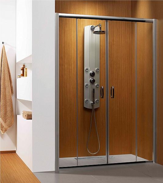 Душевая дверь Radaway Premium Plus DWD (33393-01-01N)