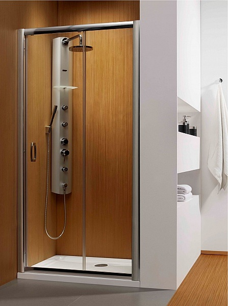 Душевая дверь Radaway Premium Plus DWJ (33302-01-01N)