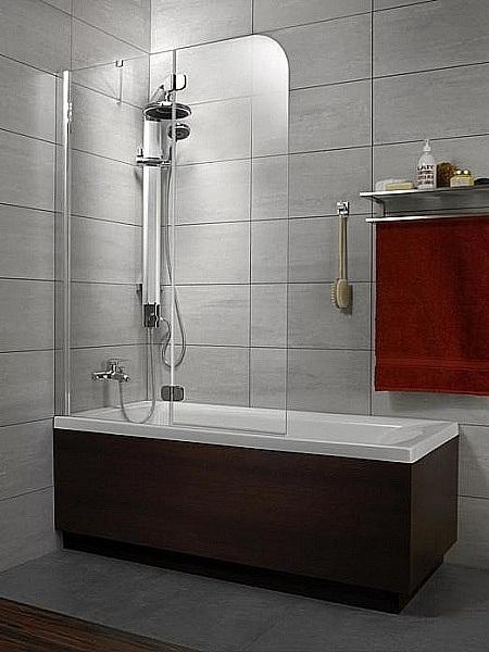 Шторкa для ванны Radaway Torrenta PN (201202-105NL)
