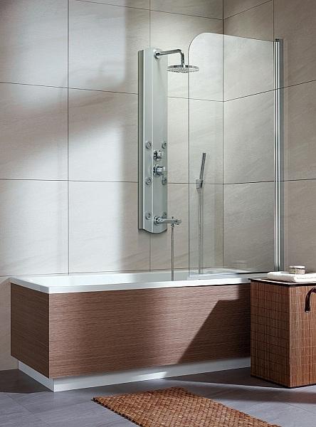Шторкa для ванны Radaway Eos PNJ (205101-101R)
