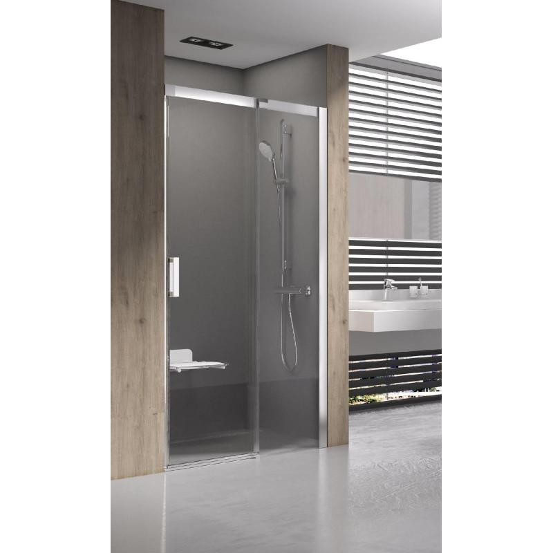 Душевая дверь Ravak Matrix MSD2-100 L (0WLA0100Z1)