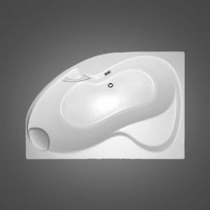 Ванна Ravak Rosa Ii 160X105 L (Cm21000000)