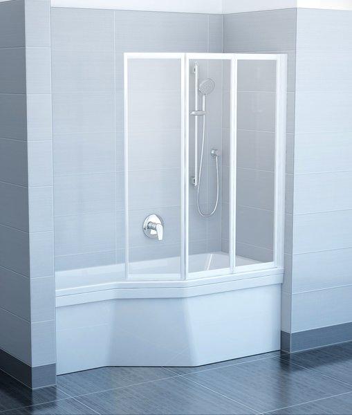 Шторкa для ванны Ravak VS3 100 (795P010041)