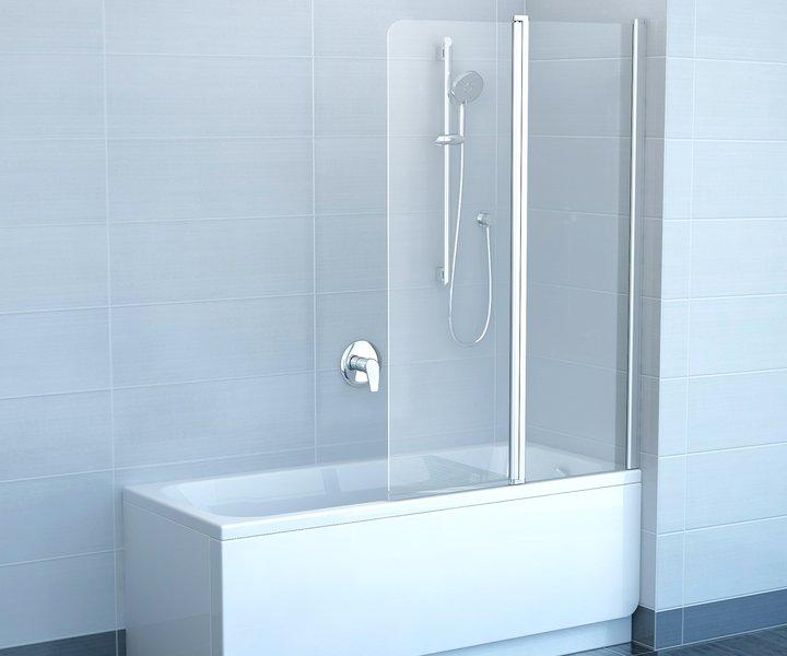 Шторкa для ванны Ravak CVS2-100 R (7QRA0100Z1)