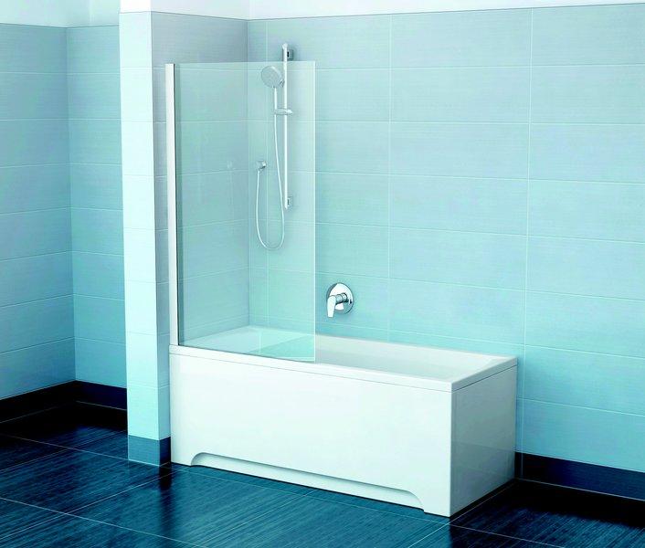 Шторкa для ванны Ravak PVS1-80 (79840100Z1)