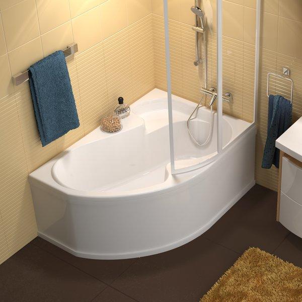 Ванна Ravak Rosa I L 140X105 (Ci01000000)