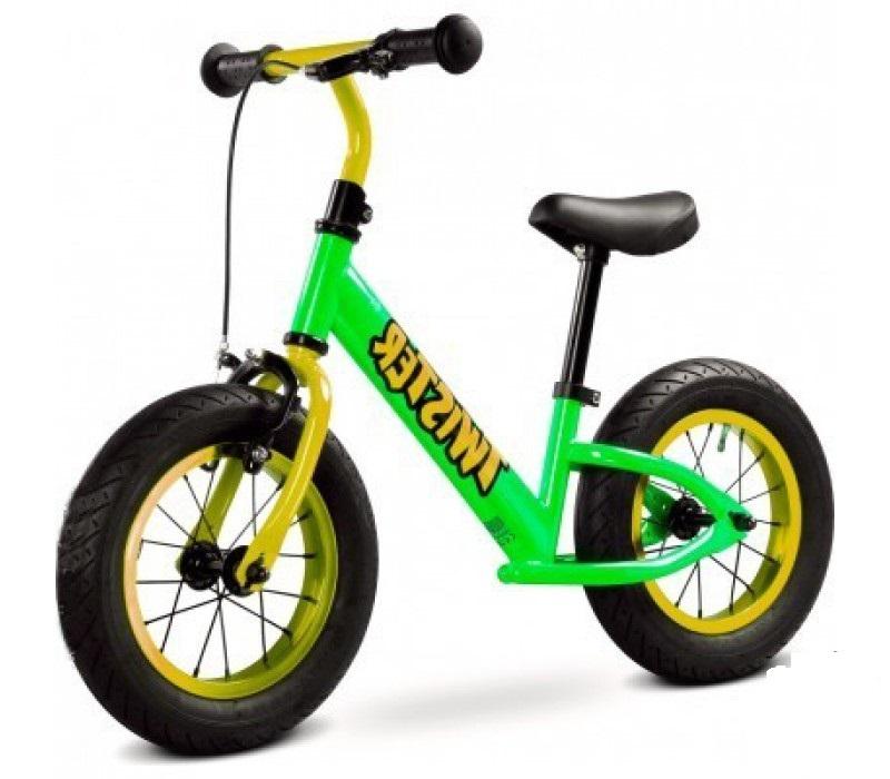 Беговел Caretero Twister green