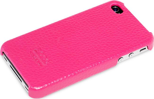 Накладка Hoco Open Face Case для iPhone 4/4S pink