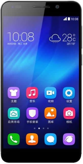 Смартфон Honor 6 H60-L02 black