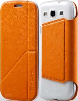 Momax Smart case для Samsung i9300 Galaxy S3 orange