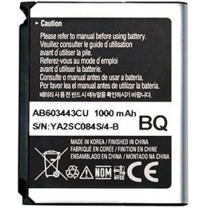 АКБ Samsung AB603443C