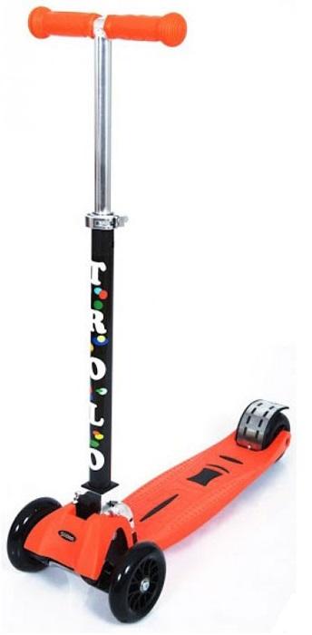 Трехколесный самокат Trolo Maxi Plus Оранжевый (TRF205-O)