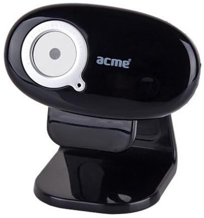 Веб-камера Acme CA11, 1280x1024, w/mic, black