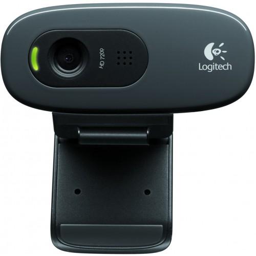 Веб-камера Logitech C270 HD (960-000636)
