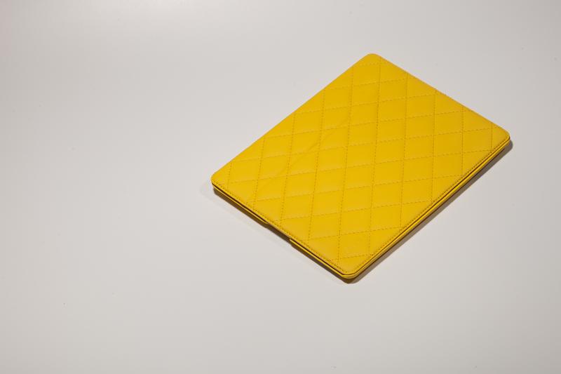 "Verus Premium K Nubi case  for Galaxy Tab 10,1"" yellow"