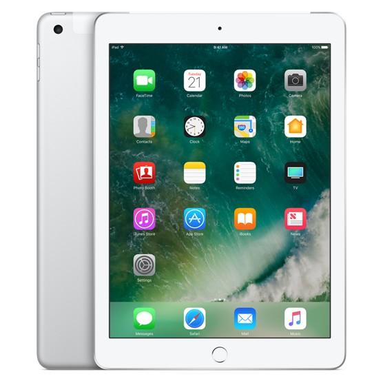 Apple iPad (2017) WiFi 4G 128Gb silver (MPG52)