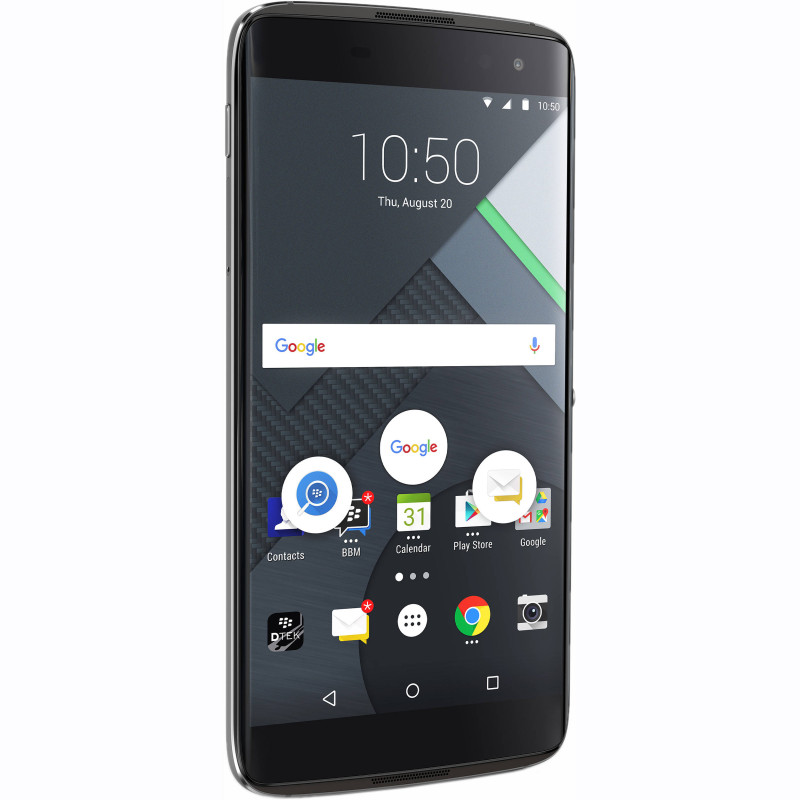 Смартфон BlackBerry DTEK60 black
