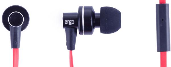 Наушники ERGO ES-900i black