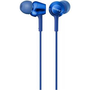 Наушники SONY MDR-EX255AP Blue