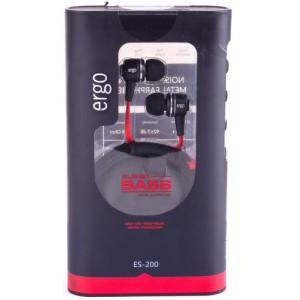 Наушники ERGO ES-200 Black