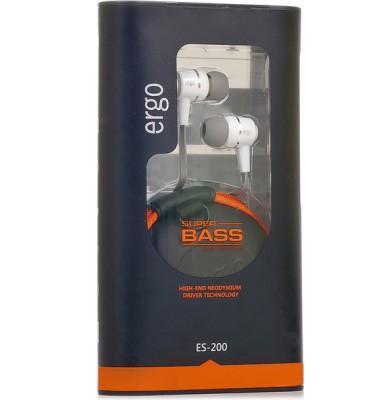 Наушники ERGO ES-200 white