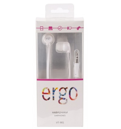 ERGO VT-901 white