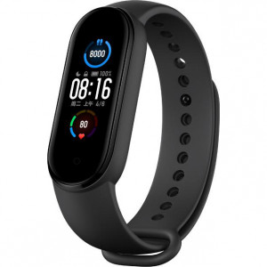 Фитнес-браслет Xiaomi Mi Band 5 Black (Global)