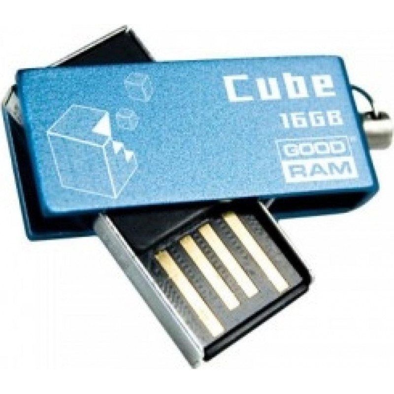 Goodram 16Gb Cube Blue