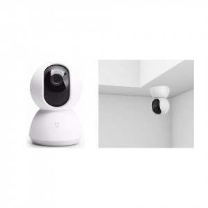 IP-камера видеонаблюдения MiJia Dome 360° (MJSXJ02CM, MIXJ04CM, QDJ4041GL)