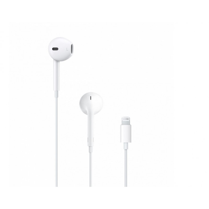 Наушники Apple EarPods A1748 Lightning