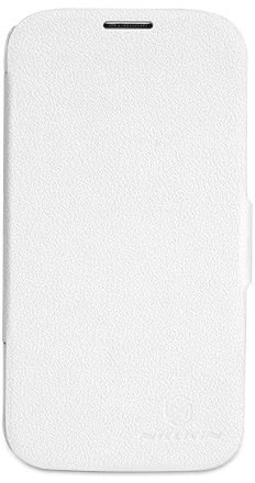 Nillkin Samsung G900/S-5 - Fresh Series Leather Case white