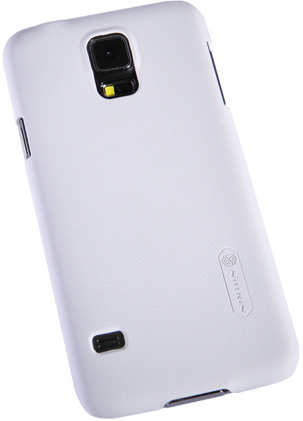 Nillkin Samsung G900/S-5 - Super Frosted Shield white