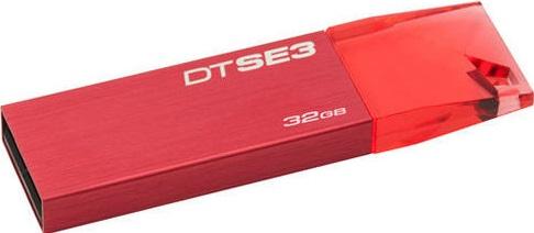 Kingston 32GB DTSE3 Red