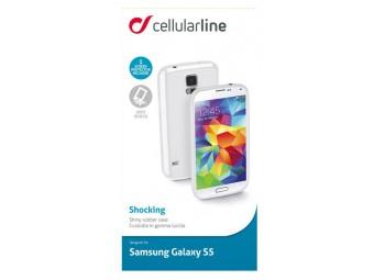 Защитная пленка Samsung Galaxy S5 Clear Glass 2 шт (SPGALS5)