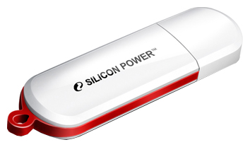 Silicon Power 16GB LuxMini 320 white