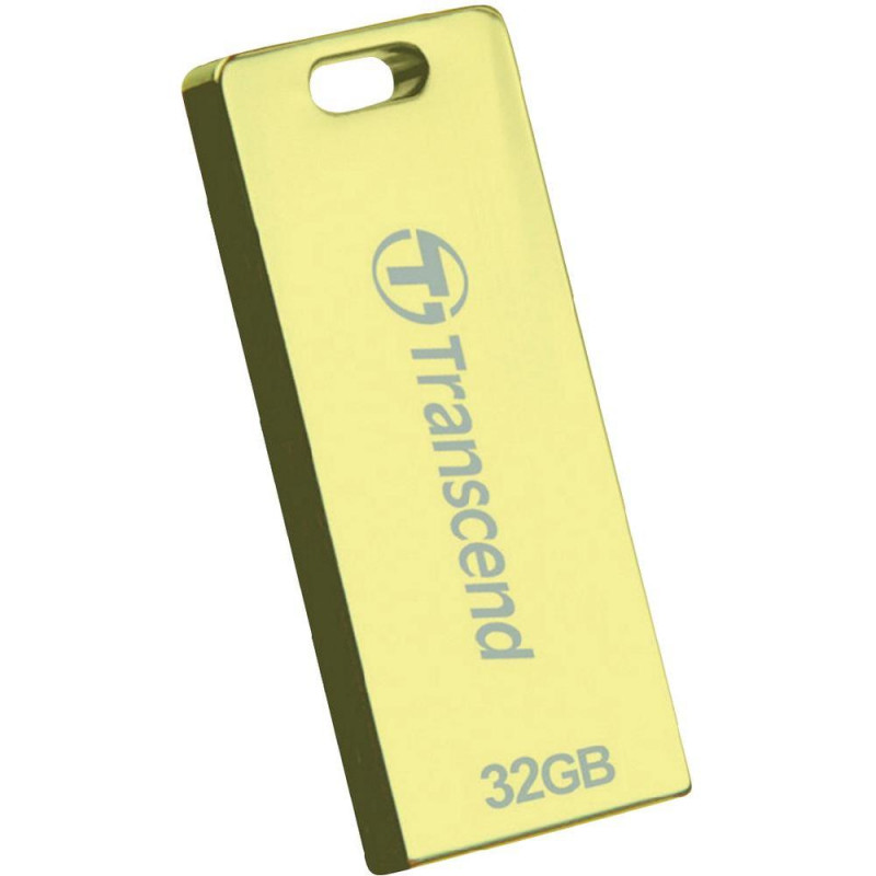 Transcend 32Gb JetFlash T3G golden