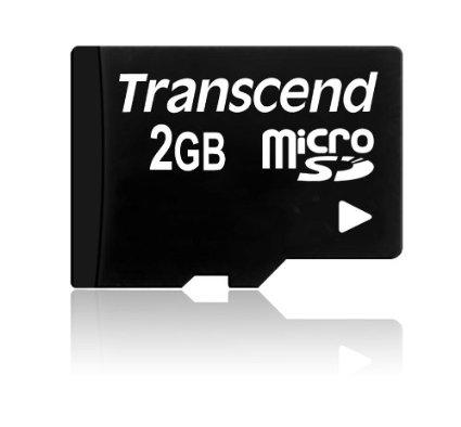Transcend MicroSD 2Gb