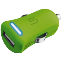 Trust Urban Smart Car Charger lime