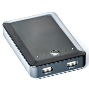 Универсальная мобильная батарея PowerPlant PB-AS026