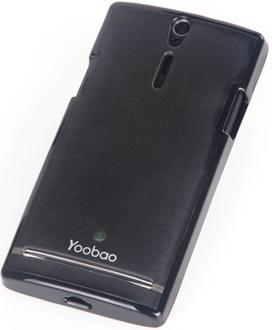 Yoobao 2 in 1 Protect case for Sony Xperia S LT26i black
