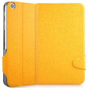 Yoobao Fashion leather case for Samsung T310 Galaxy Tab 3 8.0 yellow